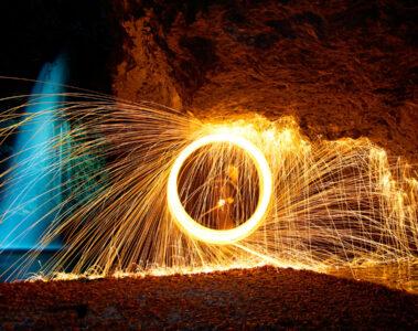 Water Verses Fire written by H.M. Gautsch at Spillwords.com