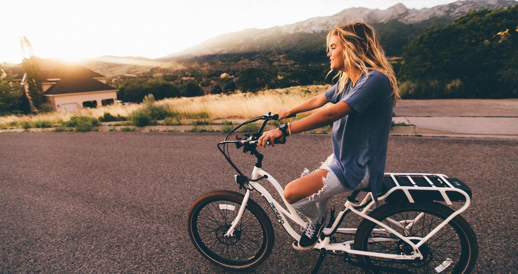 Bike Ride written by Vickie Mryczko at Spillwords.com