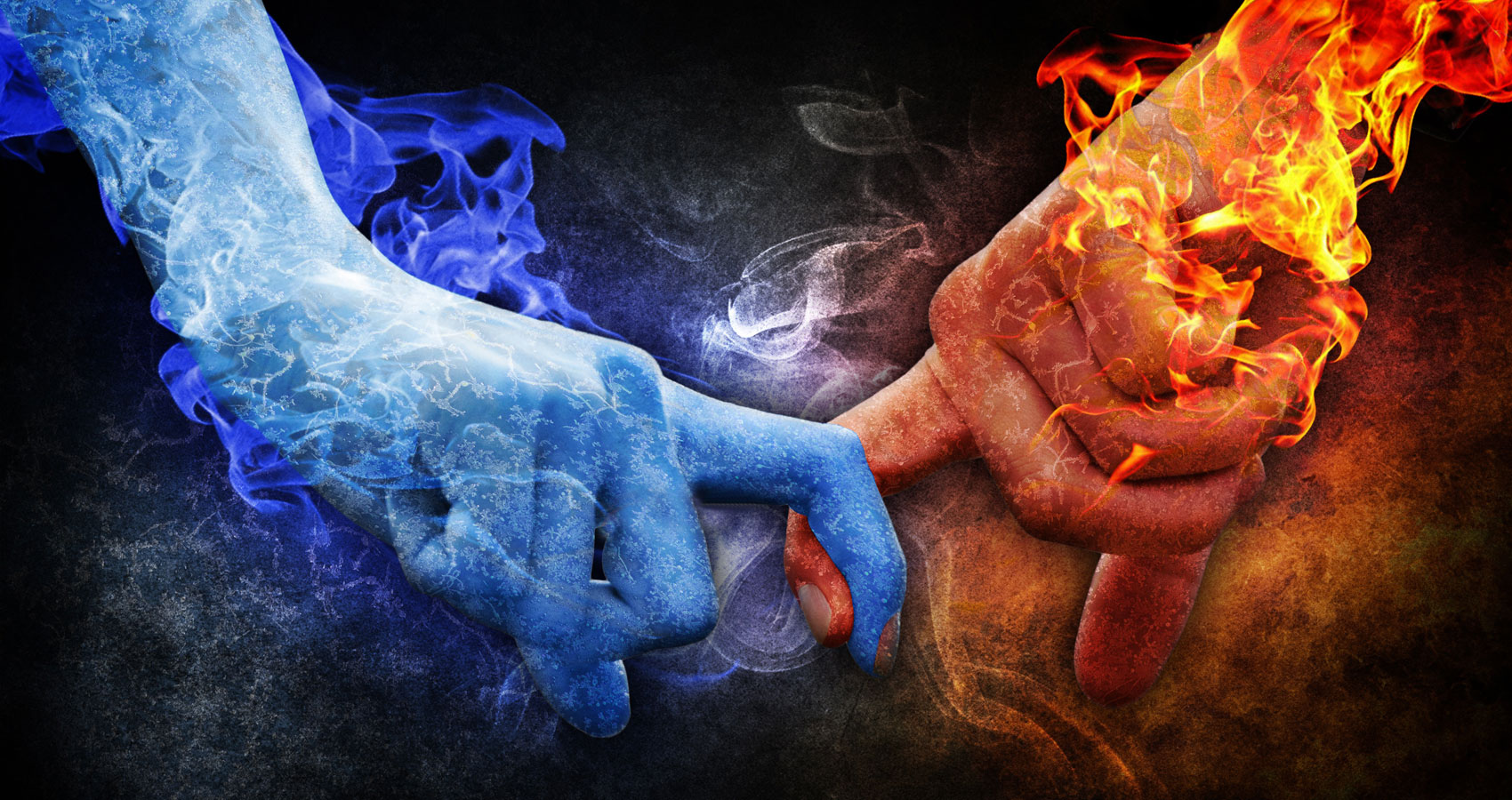 Forged In Fire And Ice written by Anne G at Spillwords.com