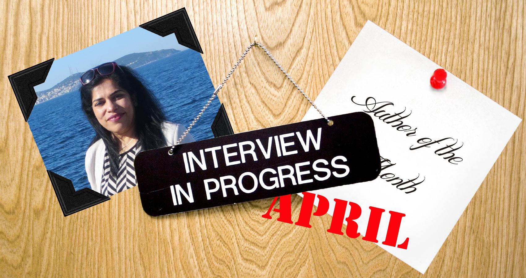Interview Q&A With Shruti Das at Spillwords.com
