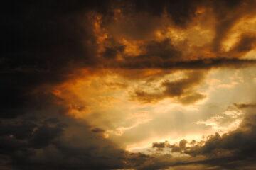 Storm written by Jonel Abellanosa at Spillwords.com