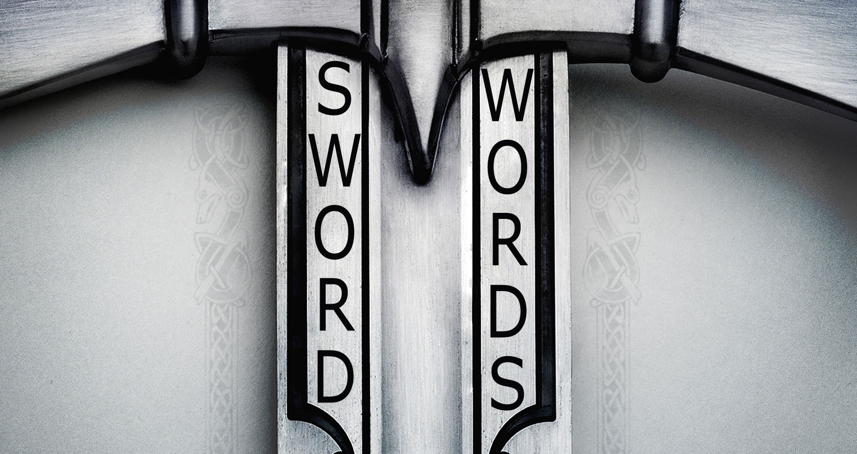 Sword Words written by Regis Auffrayat Spillwords.com