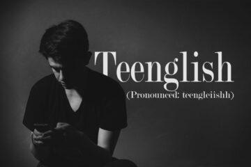 Teenglish written by Luiz Syphre at Spillwords.com