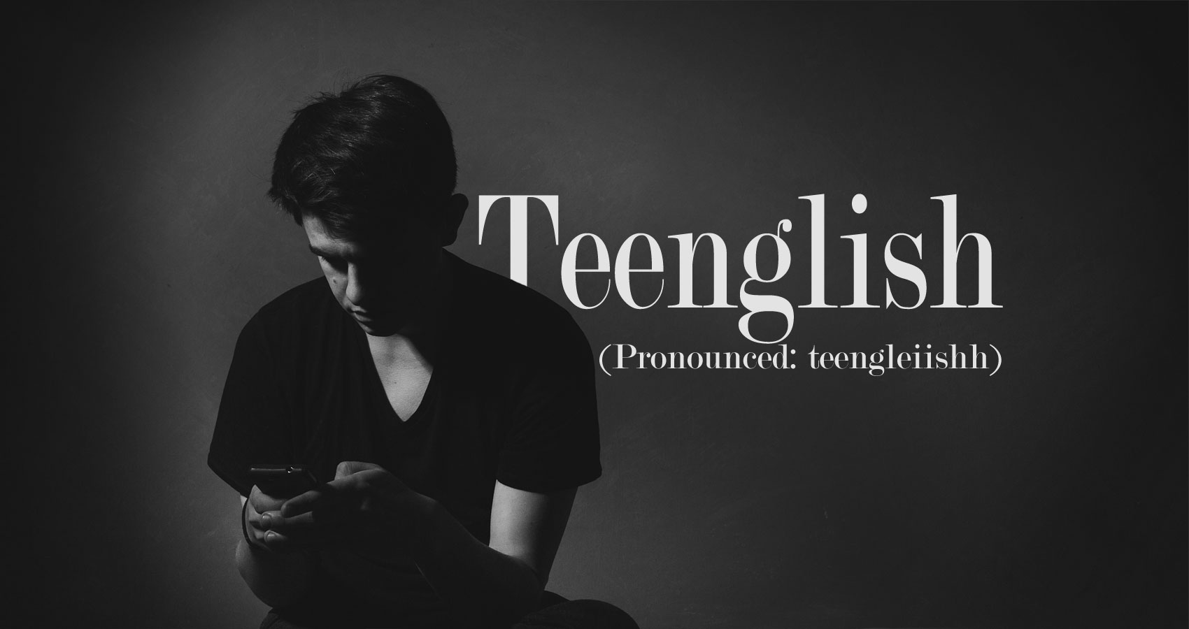 Teenglish written by Luiz Syphre at Spillwords.com