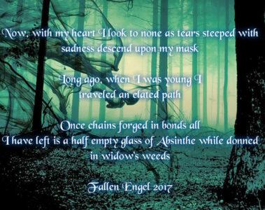 Bonds written by Fallen Engel at Spillwords.com