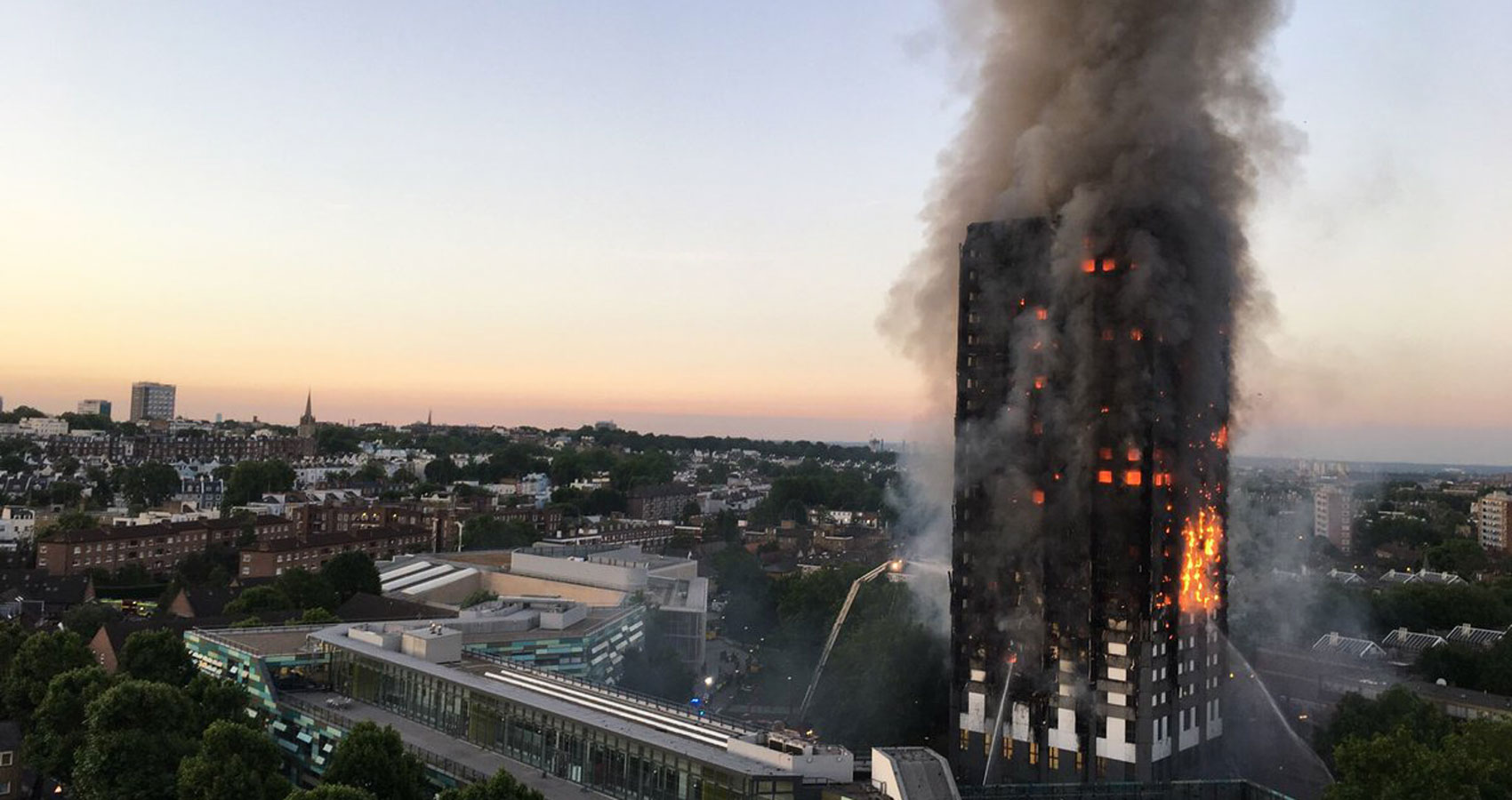 Grenfell Tower written by Steve Pearson at Spillwords.com