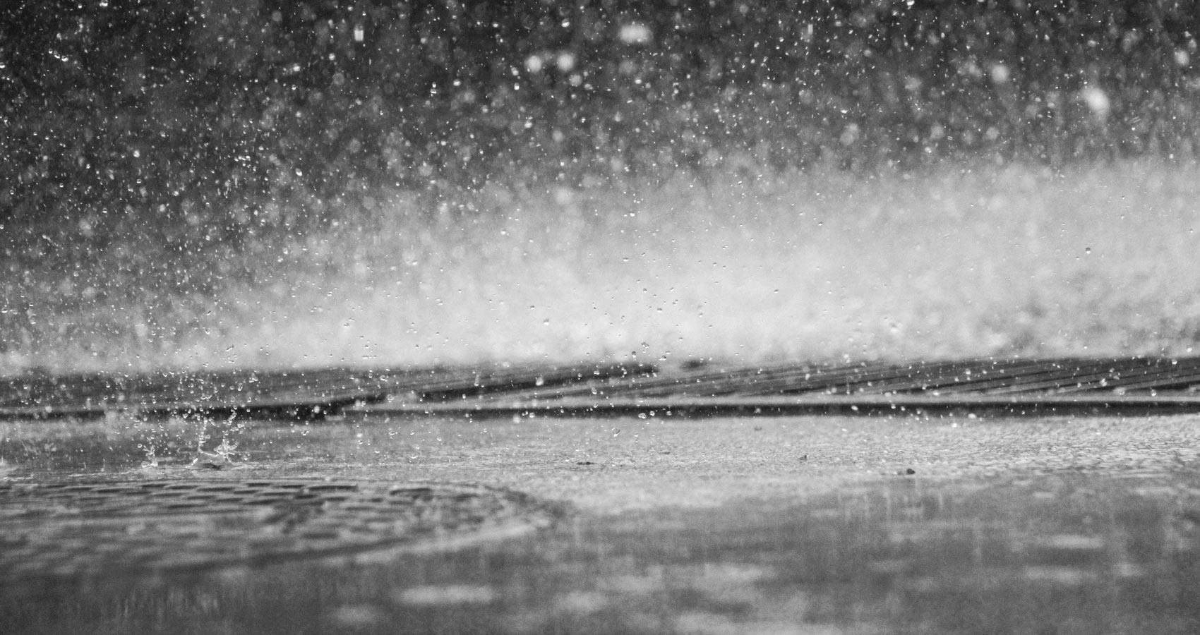 Nothing But The Rain written by TM Arko at Spillwords.com