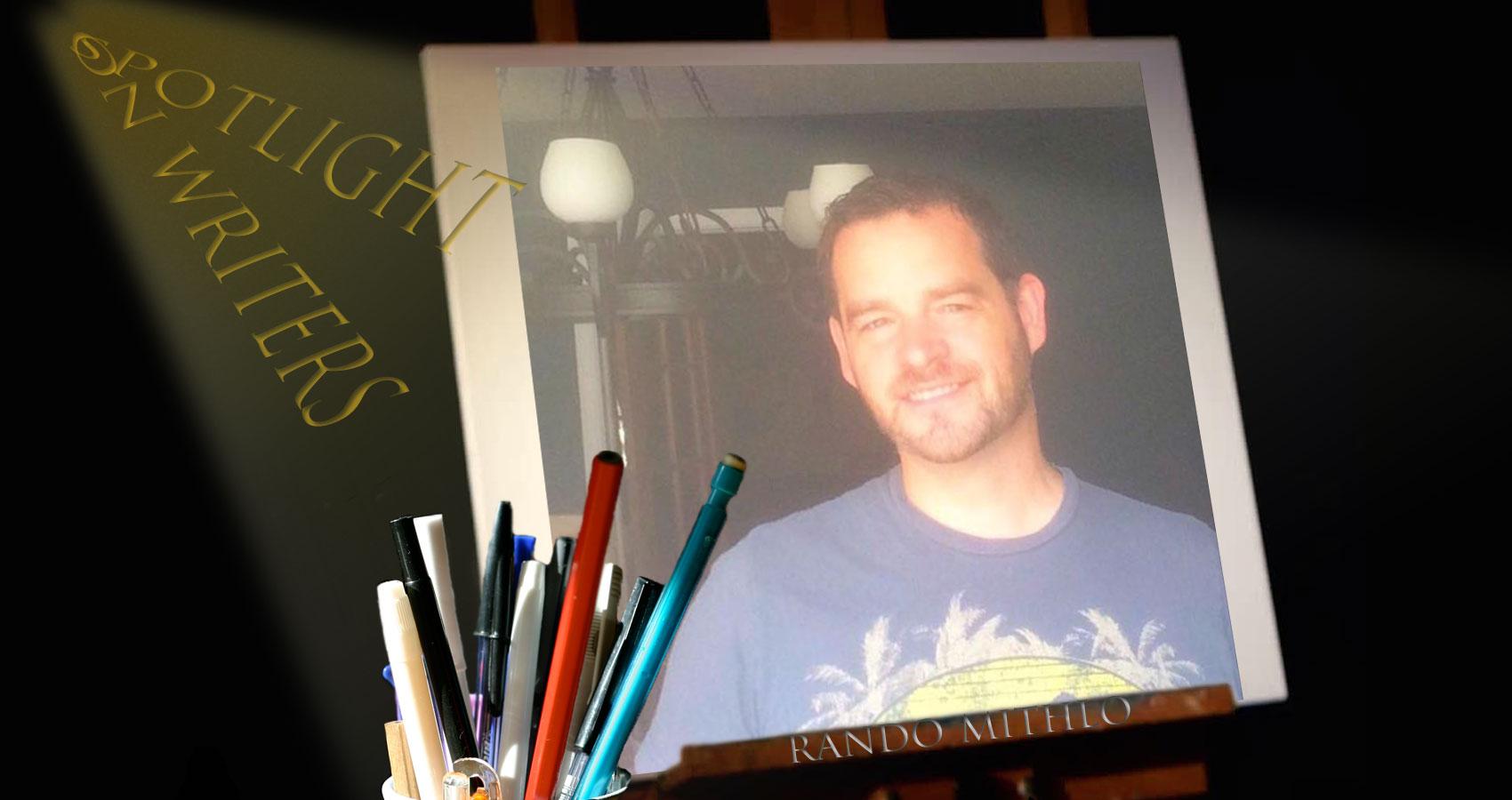 Spotlight On Writers - Rando Mithlo at Spillwords.com