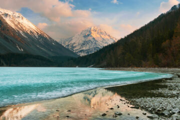 Spring Thaw written by Joyce Butler at Spillwords.com