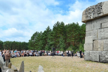 The Pine Trees Of Treblinka by Nobby66 at Spillwords.com