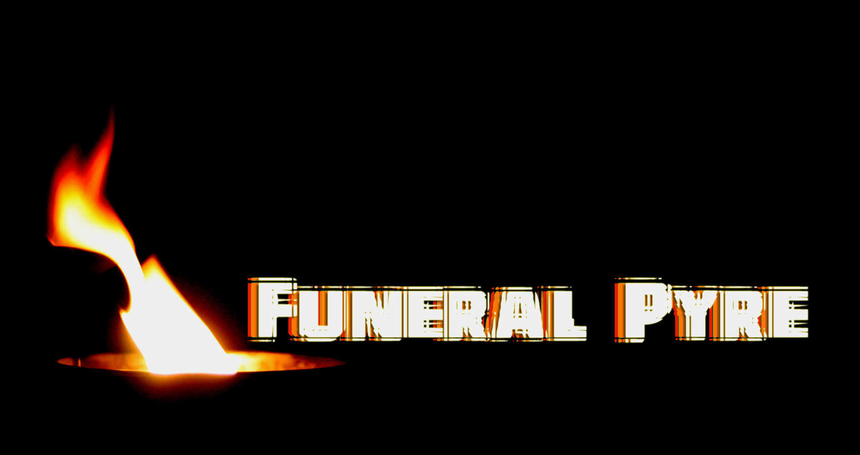 Funeral Pyre written by Michael Shea at Spillwords.com