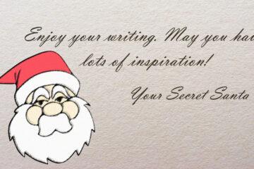 My Secret Santa written by Lorenzo Berardi at Spillwords.com