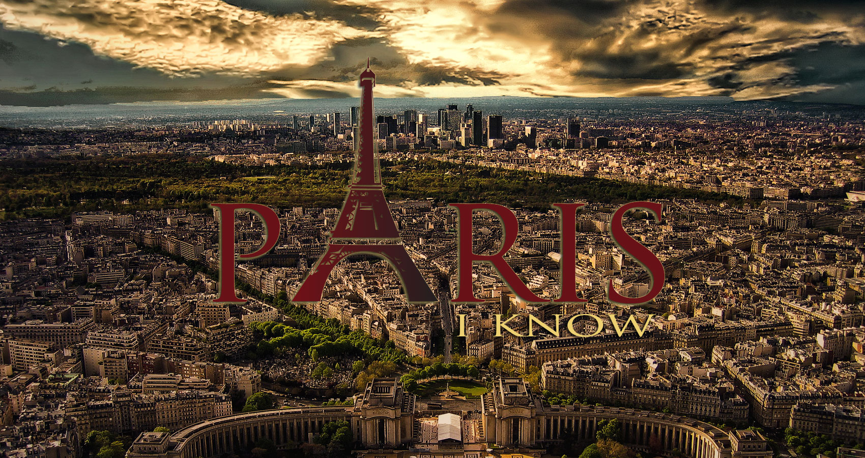 Paris, I know by Leanne Howard Kenney at Spillwords.com