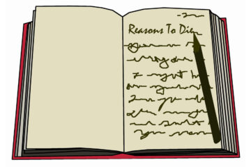 Reasons To Die written by Vansika Pareek at Spillwords.com