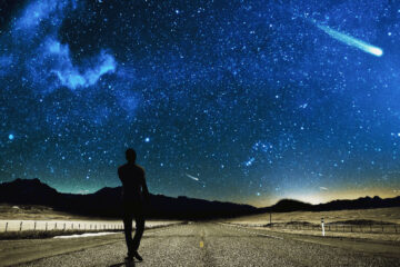 Seeking Out Stars written by Keith Hoerner at Spillwords.com