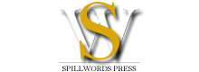 Spillwords Press logo