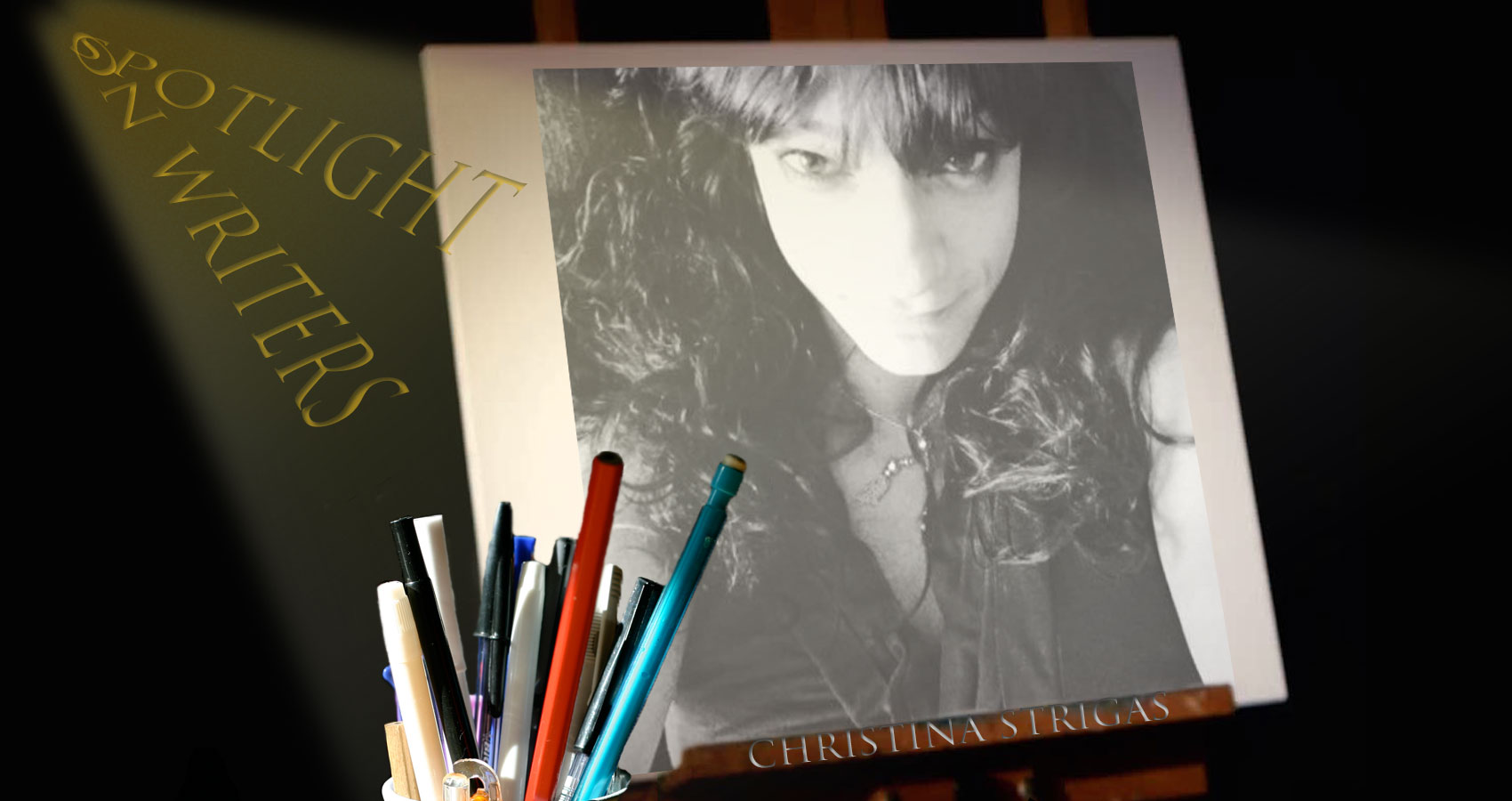 Spotlight On Writers - Christina Strigas at Spillwords.com