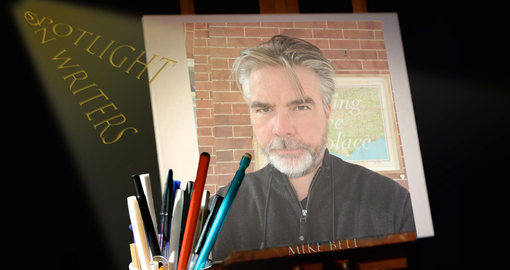 Spotlight On Writers - Mike Bell at Spillwords.com