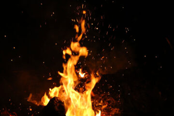 Fire Starter written by Tattered Words at Spillwords.com