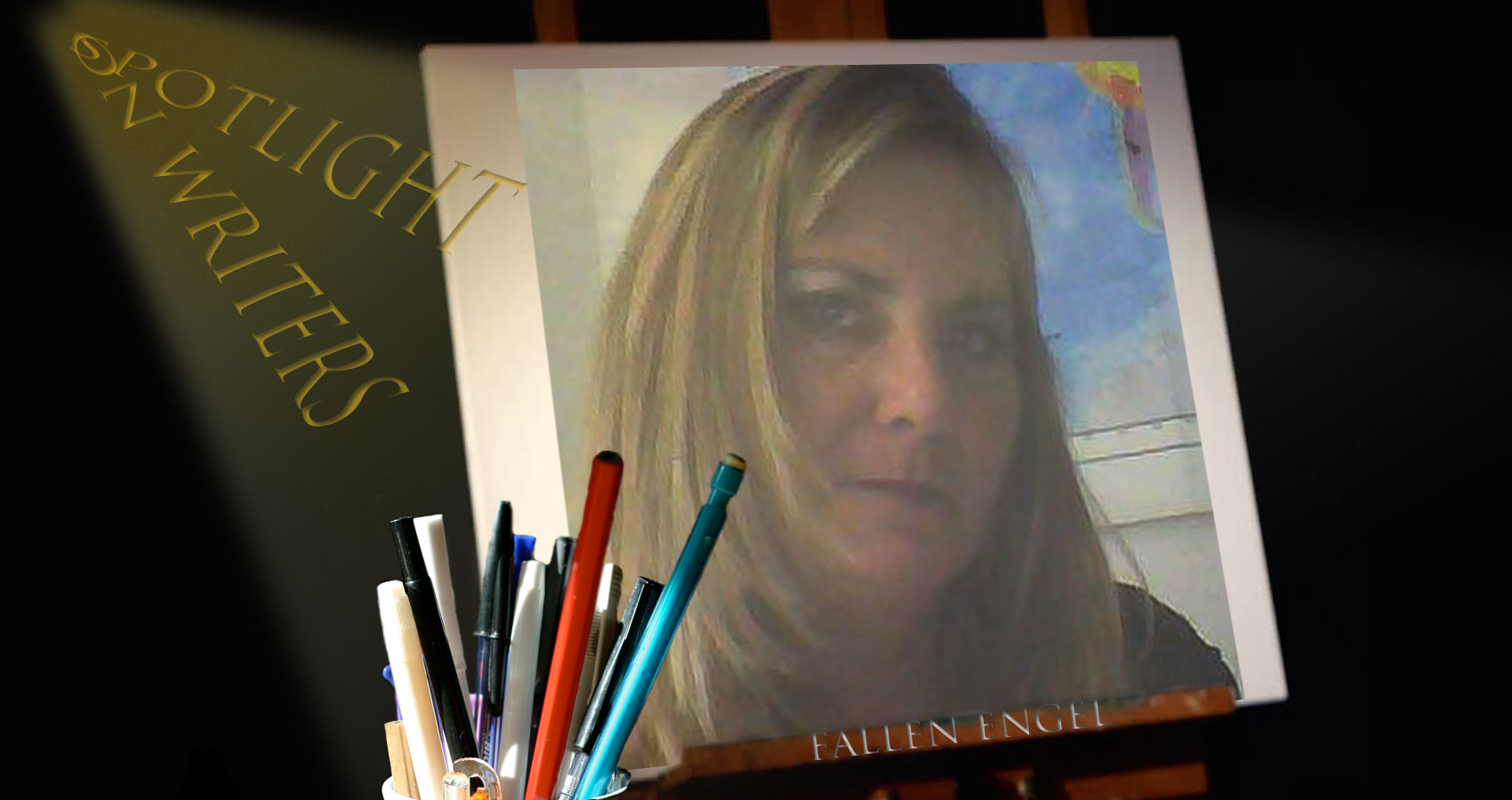 Spotlight On Writers - Fallen Engel at Spillwords.com