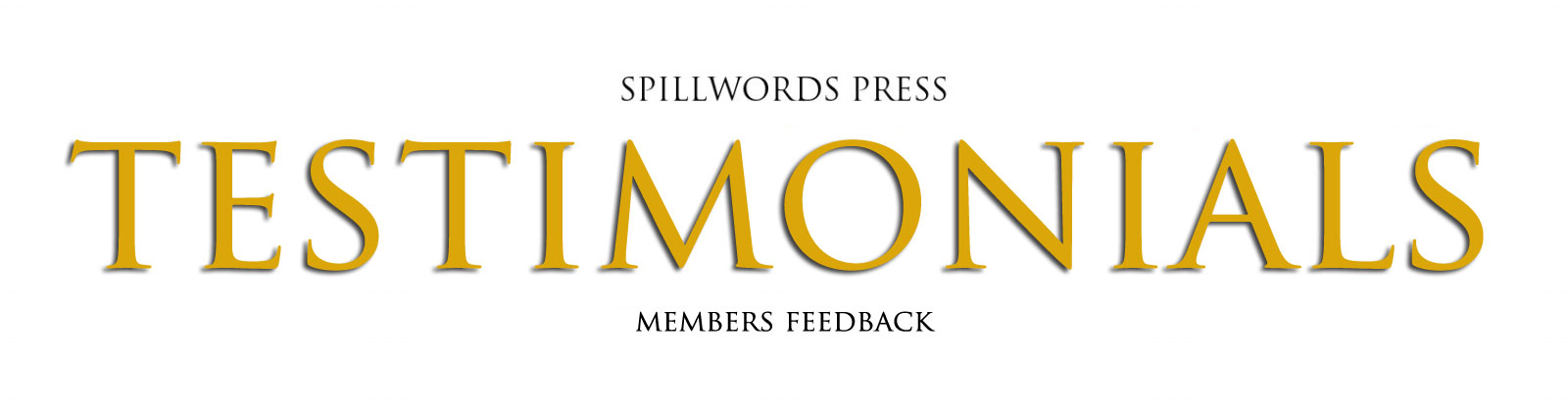 Spillwords Press Members Testimonials at Spillwords.com