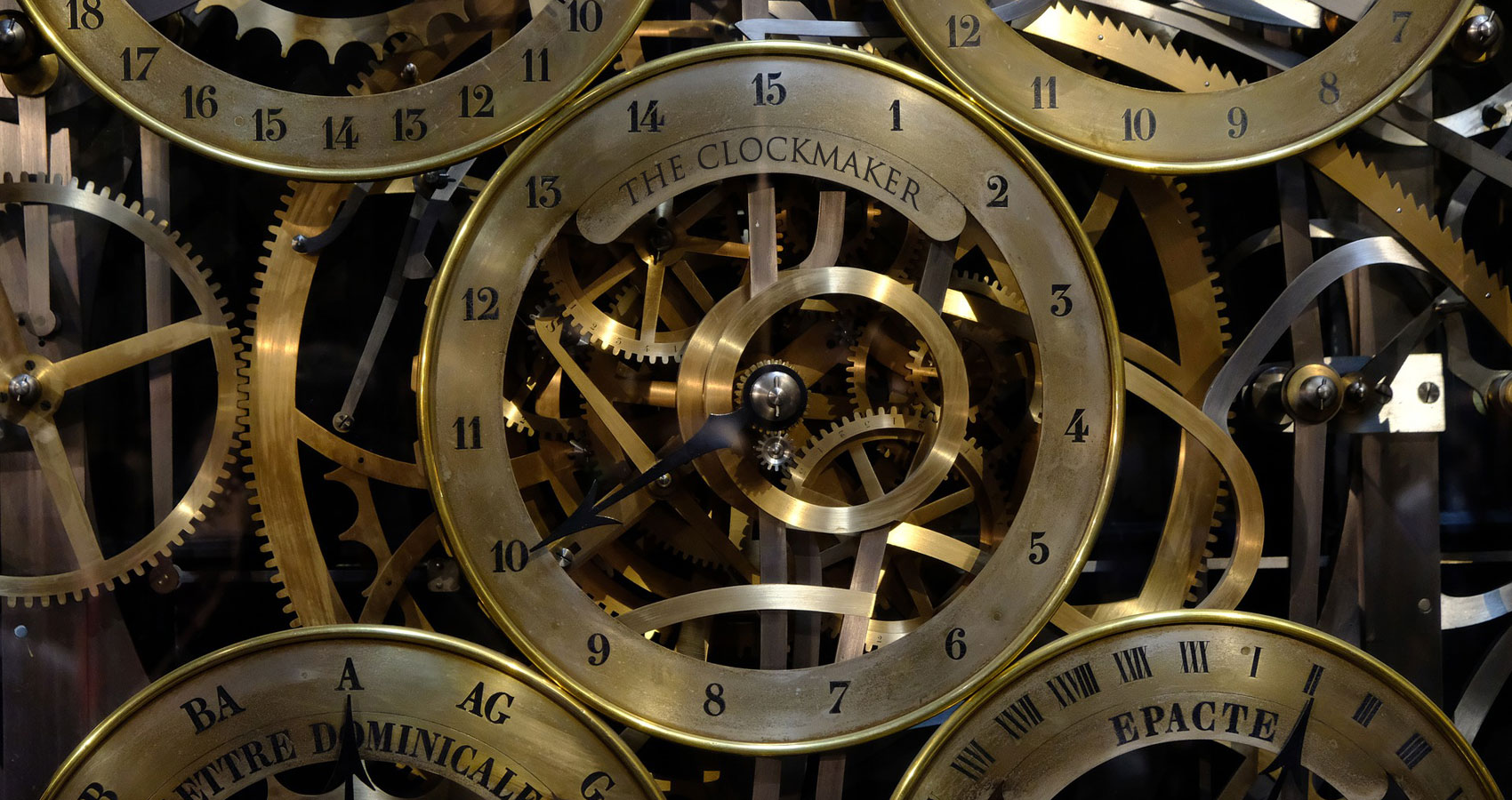 The Clockmaker written by rickylahkar619 at Spillwords.com