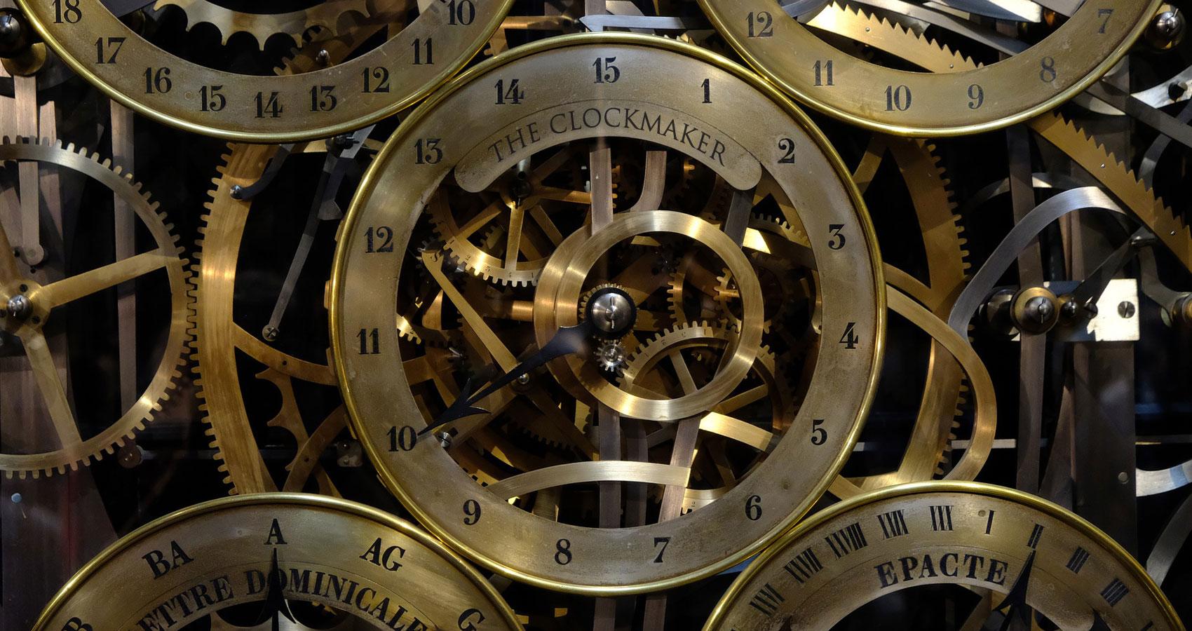The Clockmaker written by rickylahkar619at Spillwords.com