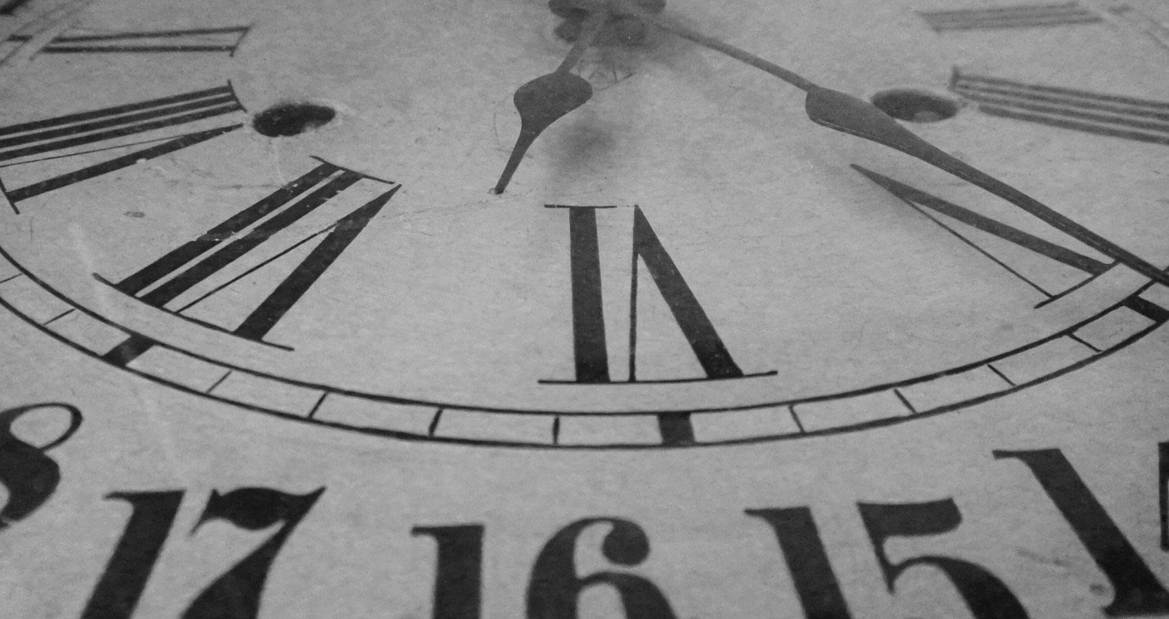 A Clock Ticking written by Annalia Fioreat Spillwords.com