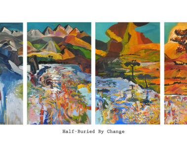 Half-Buried By Change by Dah at Spillwords.com