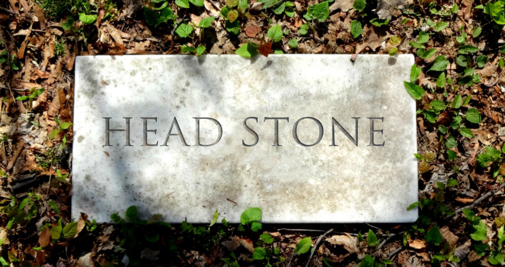 Head Stone written by SMiles at Spillwords.com