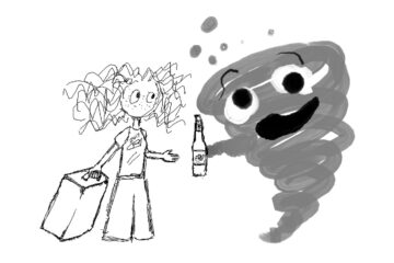 Hold My Beer written by Robyn MacKinnon at Spillwords.com