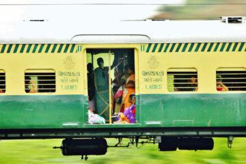 On A Chennai Suburban Train written by Abraham Patrick at Spillwords.com