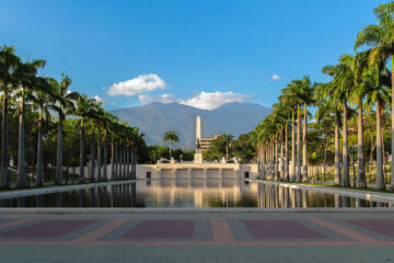 Santiago De Leon De Caracas by Uslariono at Spillwords.com