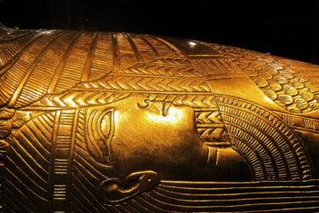 Sarcophagus written by Mazena Mackoit at Spillwords.com