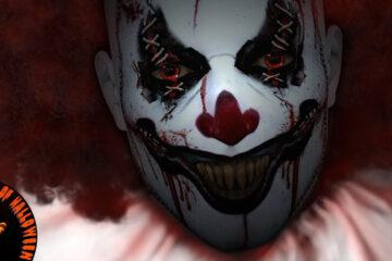 Clown written by Daniel S. Liuzzi at Spillwords.com