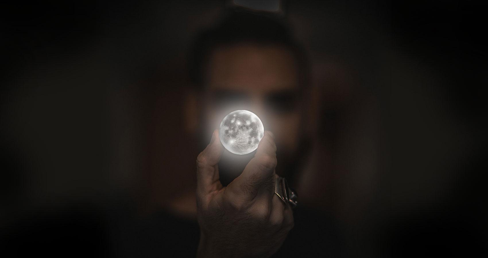 Full Moon Again written by Ipsita Banerjee at Spillwords.com