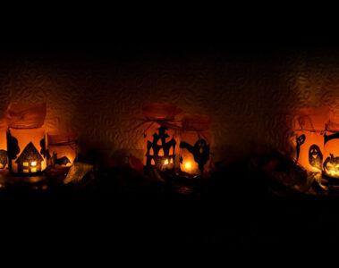 Halloween by Robert Burnsat Spillwords.com