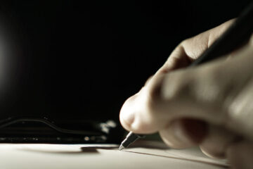 Pen In Hand written by Heidi Baker at Spillwords.com