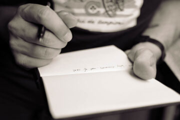 Writing Is The Easy Part, written by John Patrick Robbins at Spillwords.com