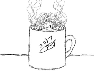 Coffee written by Robyn MacKinnon at Spillwords.com
