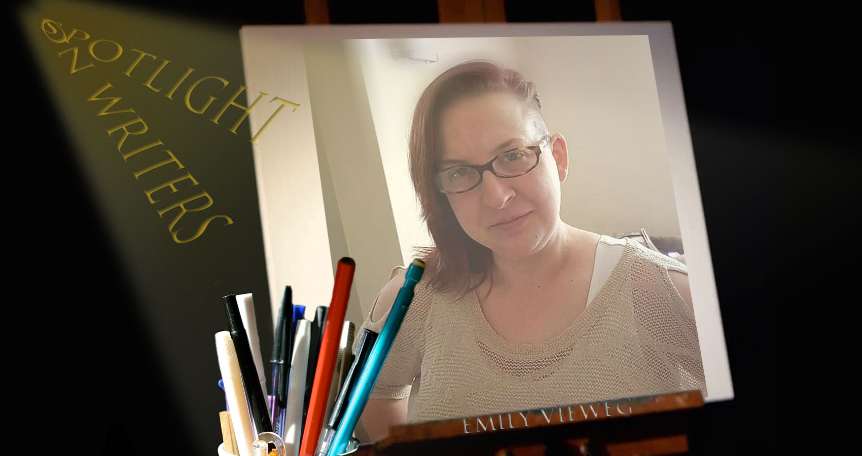 Spotlight On Writers - Emily Vieweg at Spillwords.com