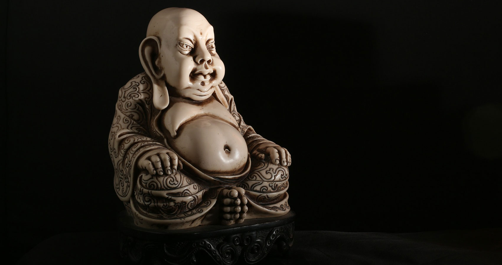 The Smile Of Emptiness And Nothingness, by Hongri Yuan at Spillowrds.com