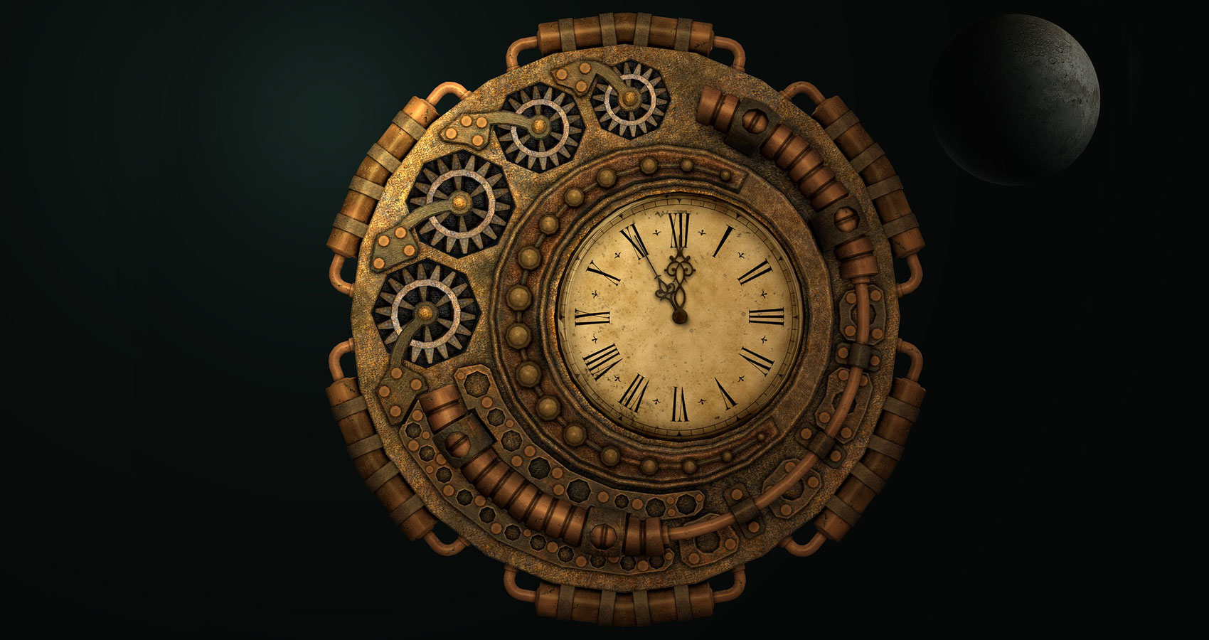 Time Machine written by Roger Turner at Spillwords.com