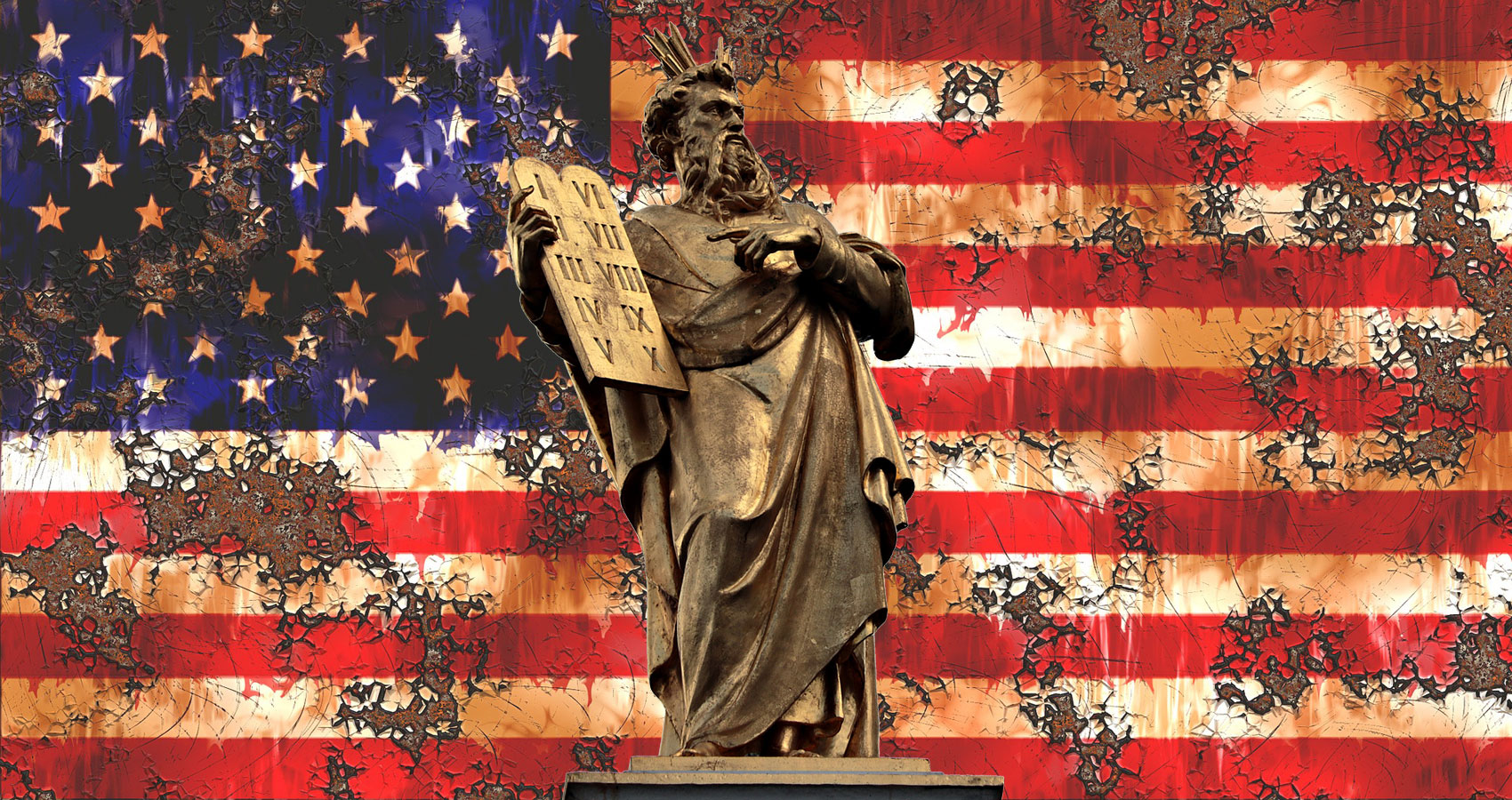 10 Commandments of America written by Brian Wayne Smith at Spillwords.com