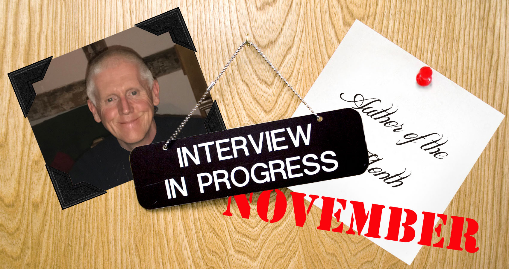 Interview Q&A With Richard Wall at Spillwords.com