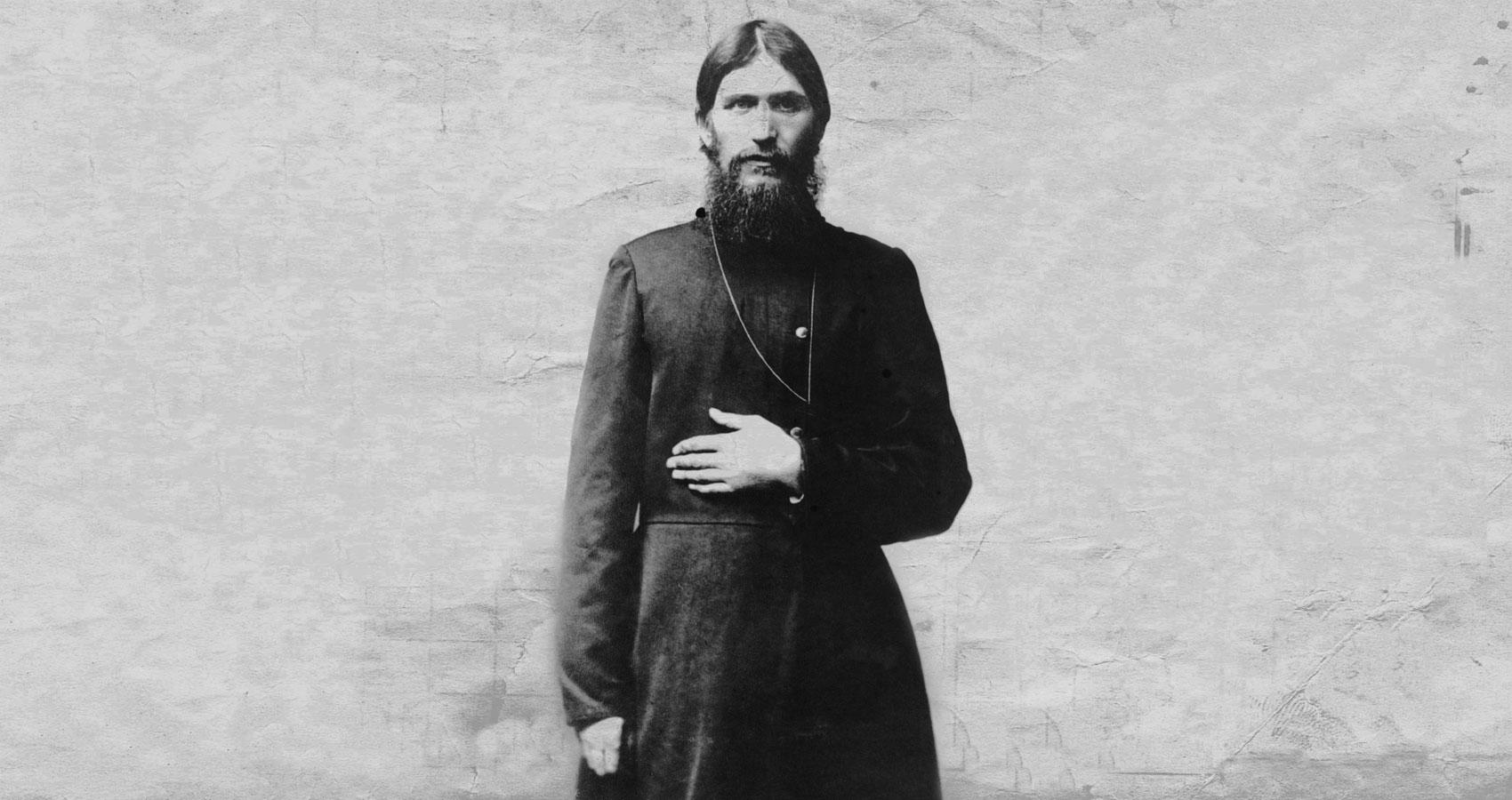 Like Rasputin by John Patrick Robbinsat Spillwords.com