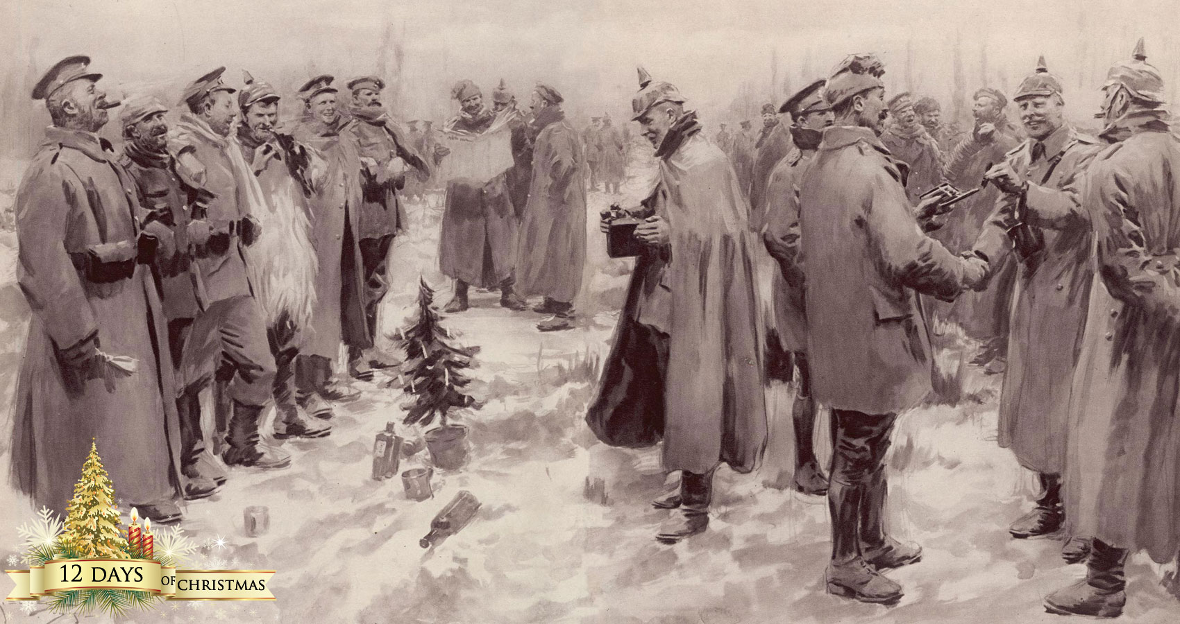 A Christmas Truce by William T Fearby at Spillwords.com