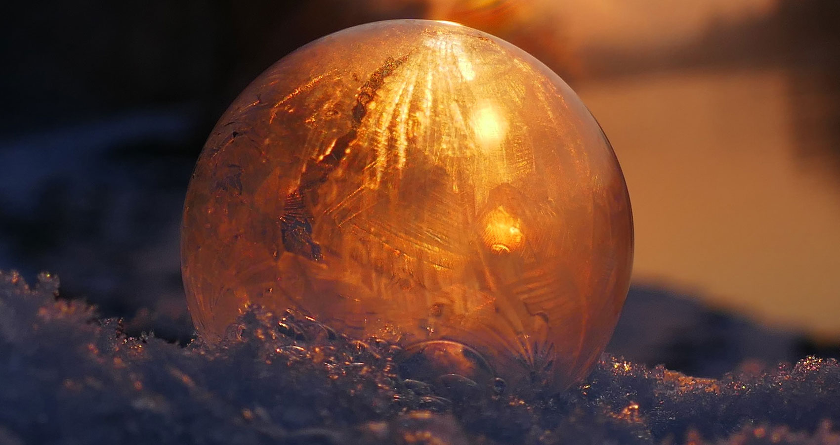 Adrift Into A Snow Globe, by Ken Allan Dronsfield at Spillwords.com