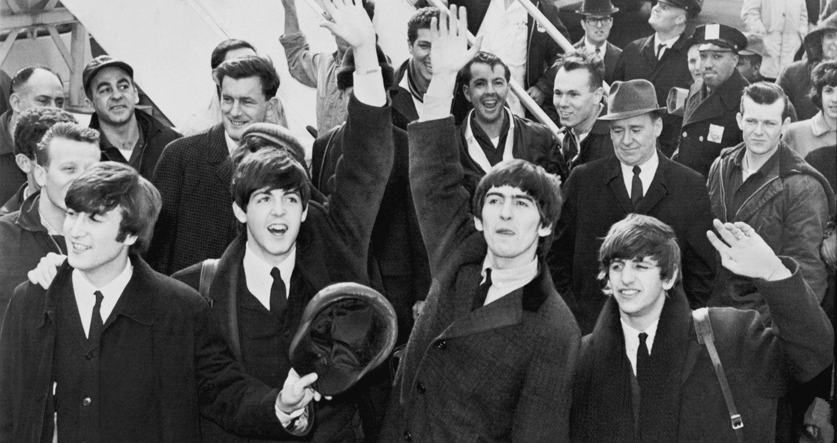 Beatlemania written by L.M.Giannone at Spillwords.com