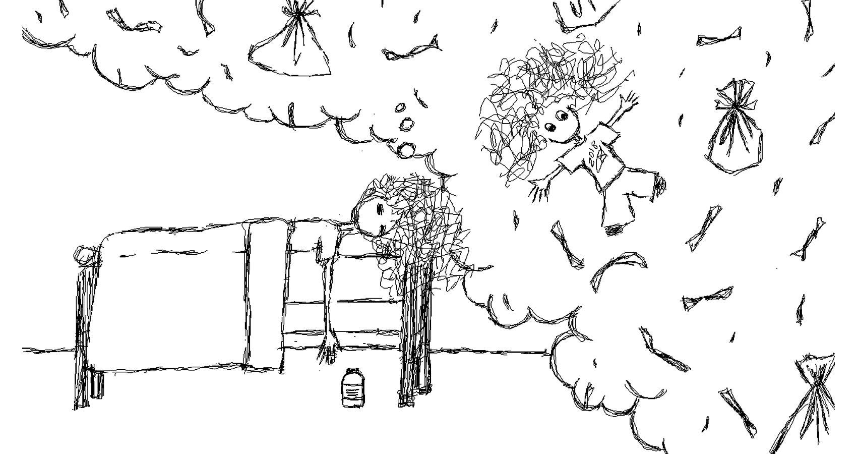 Cold Medicine Induced Dreams by Robyn MacKinnon at Spillwords.com